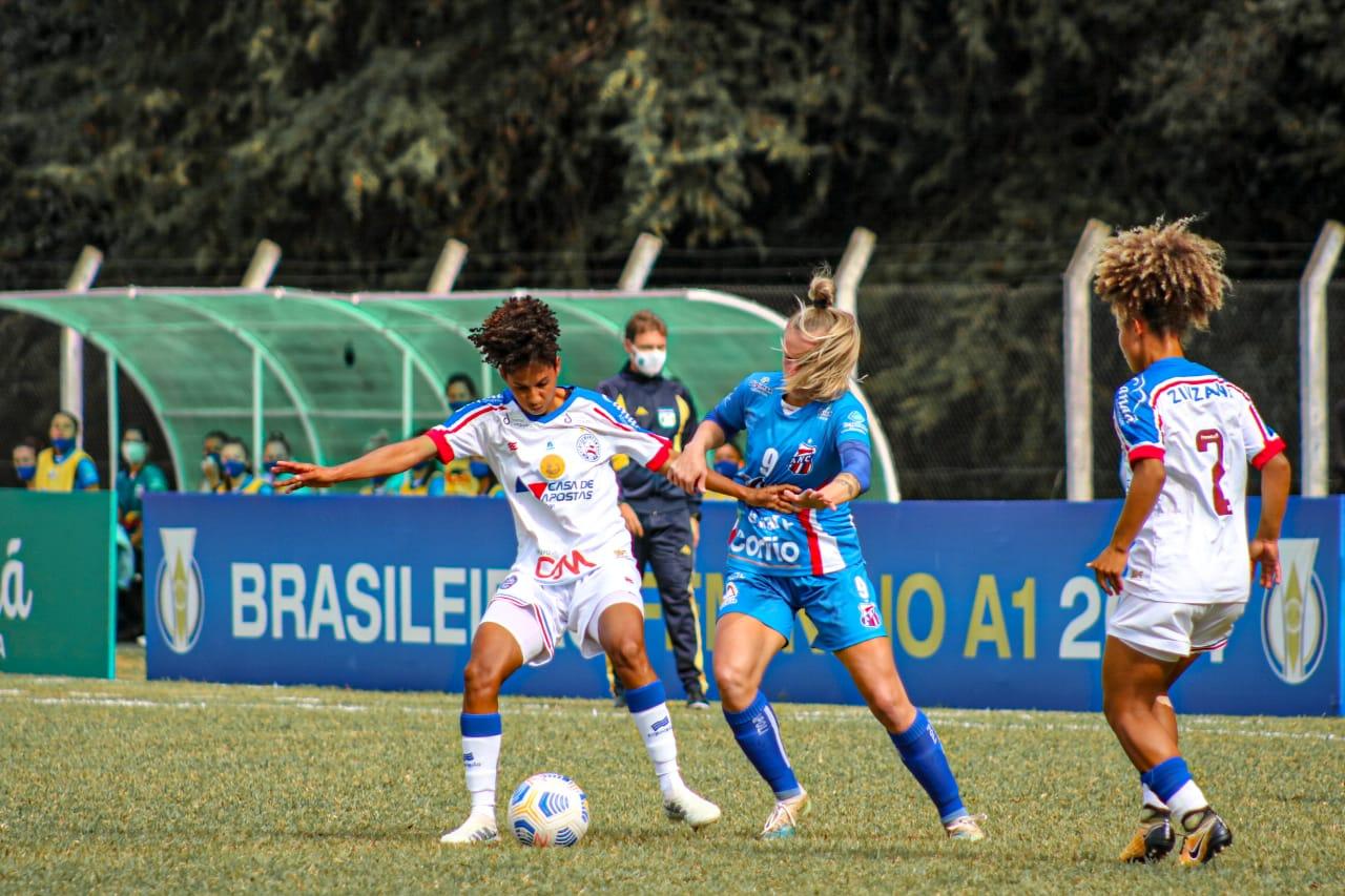 Ferroviária vence a primeira e Corinthians segue 100% confira como foi a 3º rodada do Brasileirão Feminino 2021