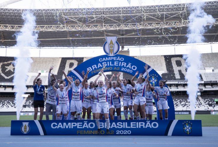 Divulgada a tabela básica do Brasileirão Feminino A2 2021