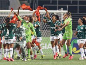 Corinthians, Internacional e Palmeiras estão na semifinais do Brasileirão Feminino